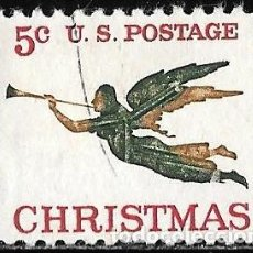 Sellos: ESTADOS UNIDOS 1965. NAVIDAD. CHRISTMAS. Lote 211823420