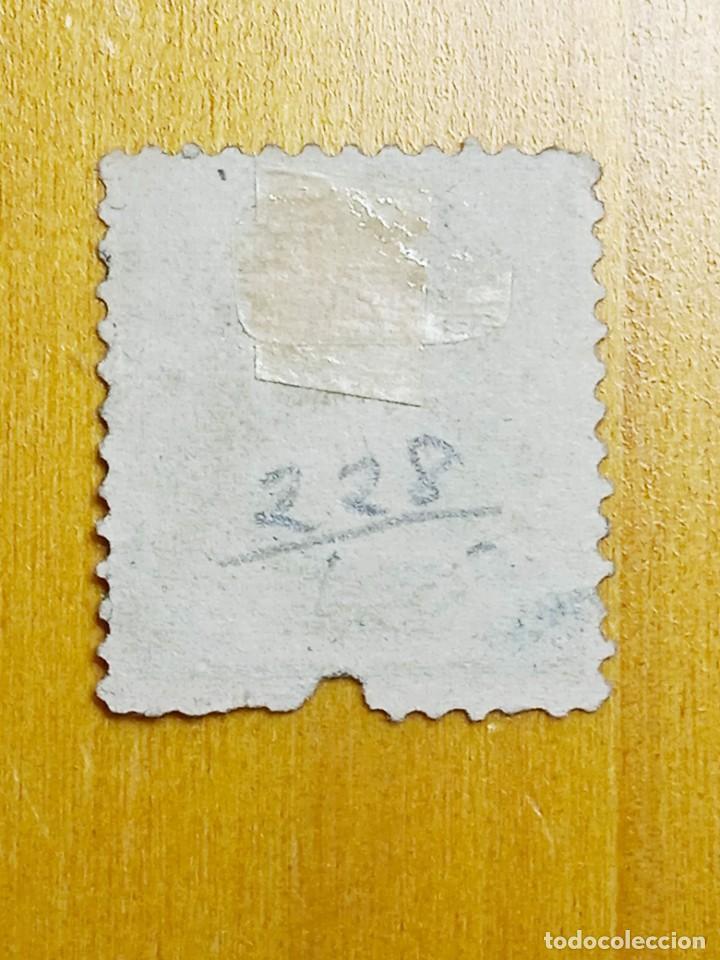 Sellos: UNITED STATES 30 CENTS THOMAS JEFFERSON 1890. - Foto 2 - 226664905