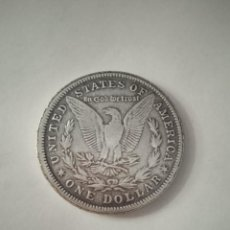 Sellos: MONEDA UNITED STATES ONE DOLLAR E. PLURIBUS UNUM LIBERTY 1921.. Lote 231551645