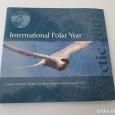 Sellos: ER * CARPETA ARTIC 2007 - INTERNATIONAL POLAR YEAR. Lote 233440480