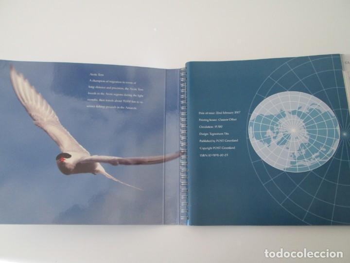 Sellos: ER * CARPETA ARTIC 2007 - INTERNATIONAL POLAR YEAR - Foto 2 - 233440480