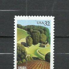 Selos: ESTADOS UNIDOS - 1996 - MICHEL 2752 - USADO. Lote 243894685