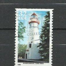 Selos: ESTADOS UNIDOS - 1995 - MICHEL 2579 - USADO. Lote 243895810