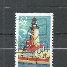 Selos: ESTADOS UNIDOS - 1995 - MICHEL 2578 - USADO. Lote 243895965