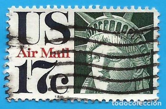 ESTADOS UNIDOS. 1971. ESTATUA DE LA LIBERTAD. NUEVA YORK (Sellos - Extranjero - América - Estados Unidos)