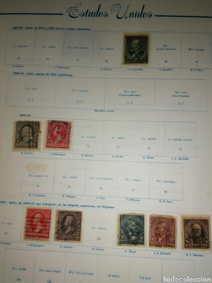 Sellos: Colección de sellos de Estados Unidos - Foto 5 - 245890305