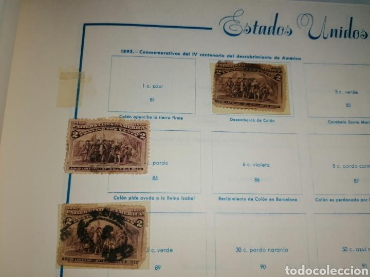 Sellos: Colección de sellos de Estados Unidos - Foto 6 - 245890305