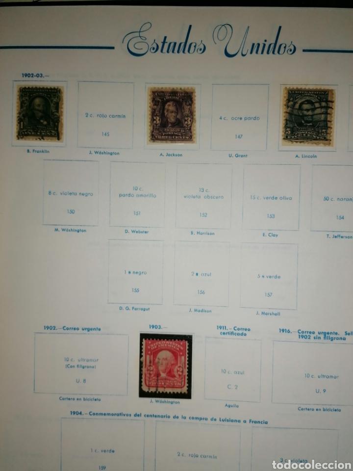 Sellos: Colección de sellos de Estados Unidos - Foto 7 - 245890305