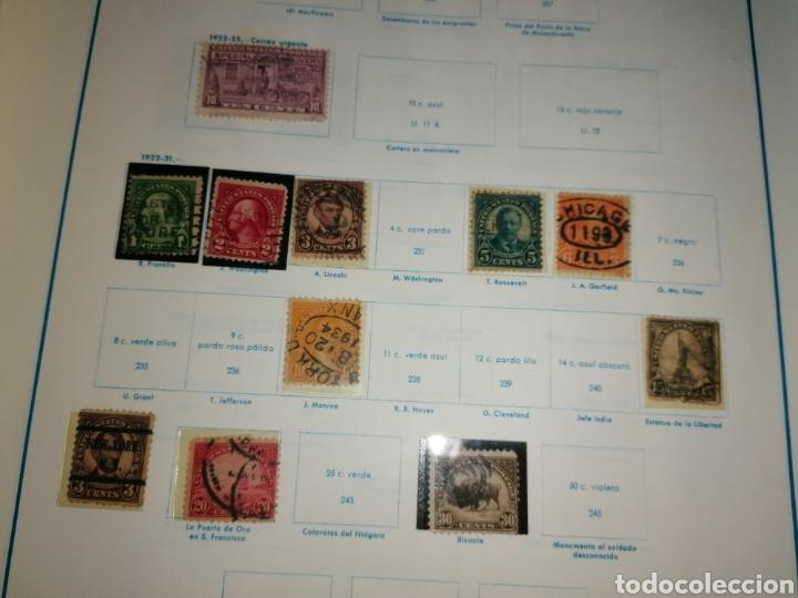 Sellos: Colección de sellos de Estados Unidos - Foto 9 - 245890305