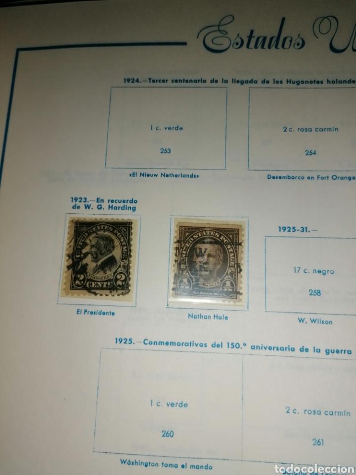 Sellos: Colección de sellos de Estados Unidos - Foto 10 - 245890305