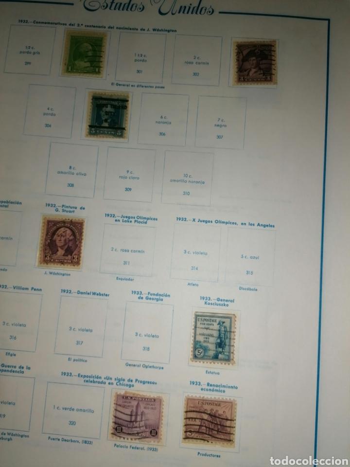Sellos: Colección de sellos de Estados Unidos - Foto 12 - 245890305
