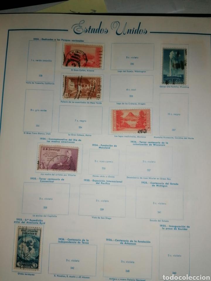 Sellos: Colección de sellos de Estados Unidos - Foto 13 - 245890305