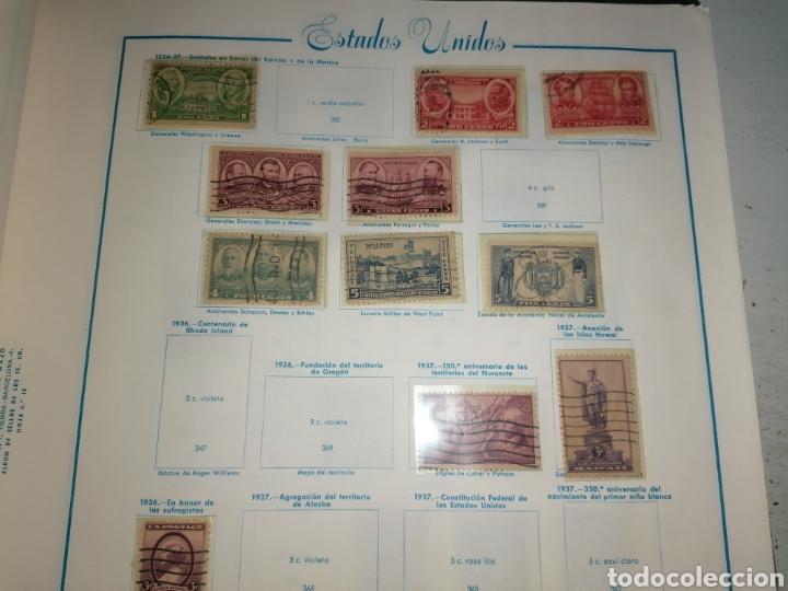 Sellos: Colección de sellos de Estados Unidos - Foto 14 - 245890305