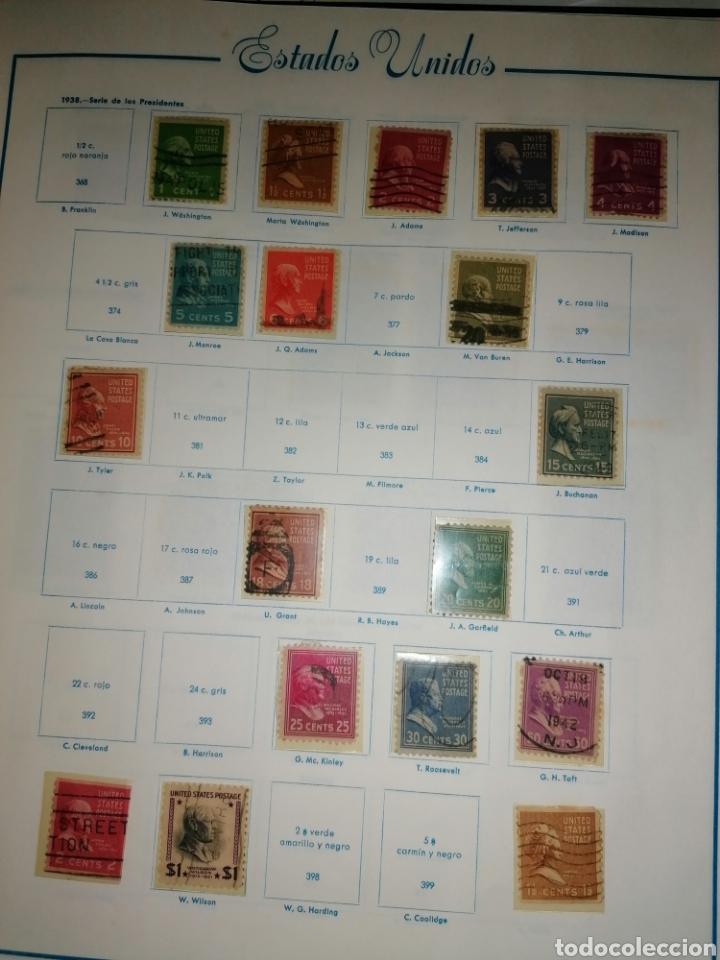 Sellos: Colección de sellos de Estados Unidos - Foto 15 - 245890305
