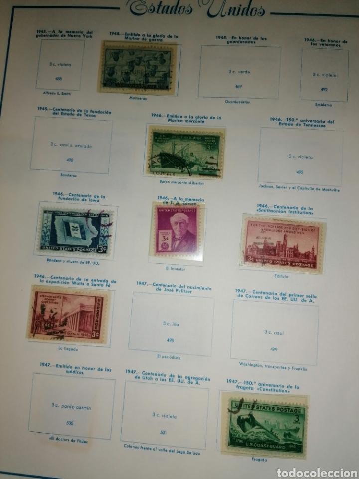 Sellos: Colección de sellos de Estados Unidos - Foto 19 - 245890305
