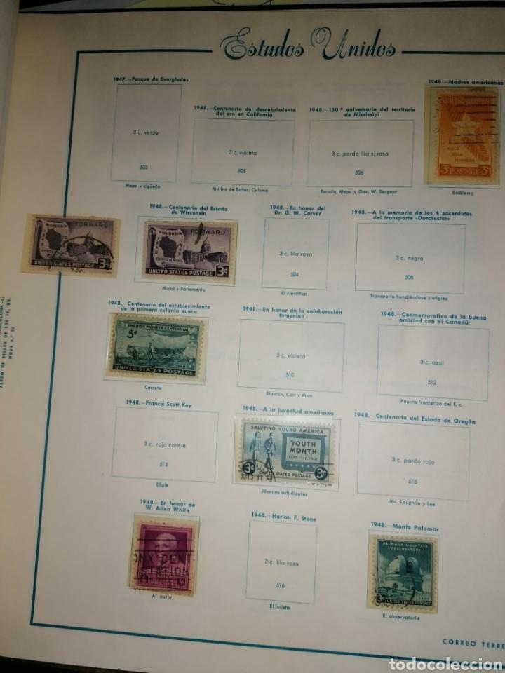Sellos: Colección de sellos de Estados Unidos - Foto 20 - 245890305
