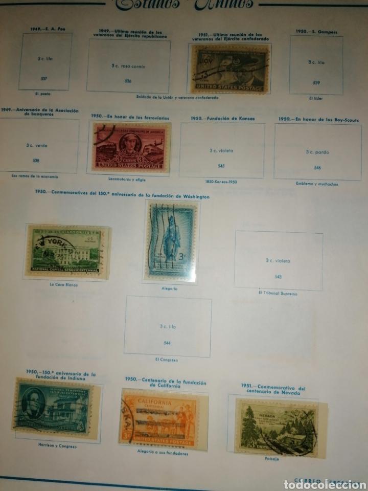 Sellos: Colección de sellos de Estados Unidos - Foto 22 - 245890305