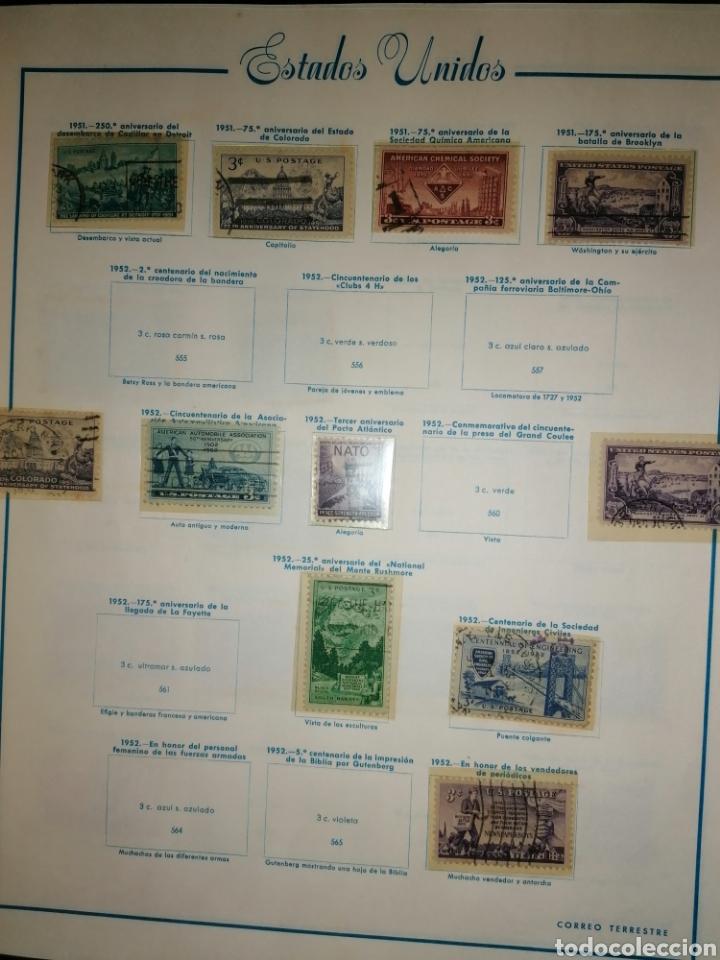 Sellos: Colección de sellos de Estados Unidos - Foto 23 - 245890305