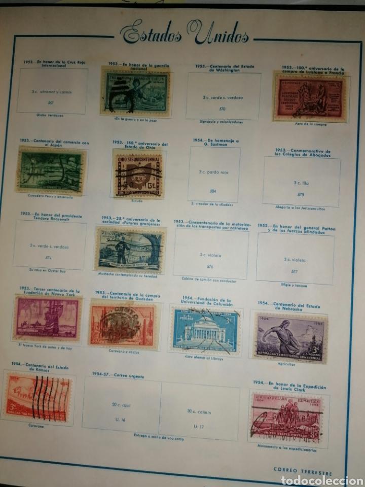 Sellos: Colección de sellos de Estados Unidos - Foto 24 - 245890305