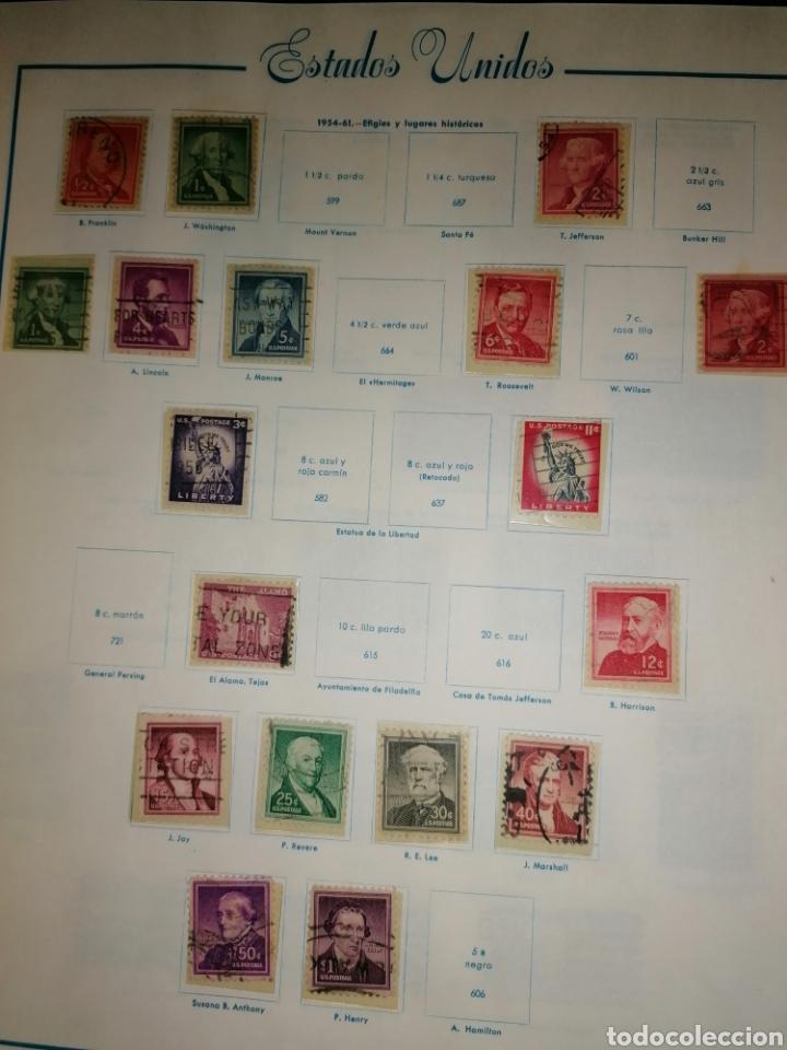 Sellos: Colección de sellos de Estados Unidos - Foto 25 - 245890305