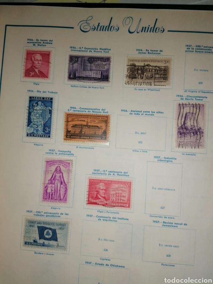 Sellos: Colección de sellos de Estados Unidos - Foto 27 - 245890305