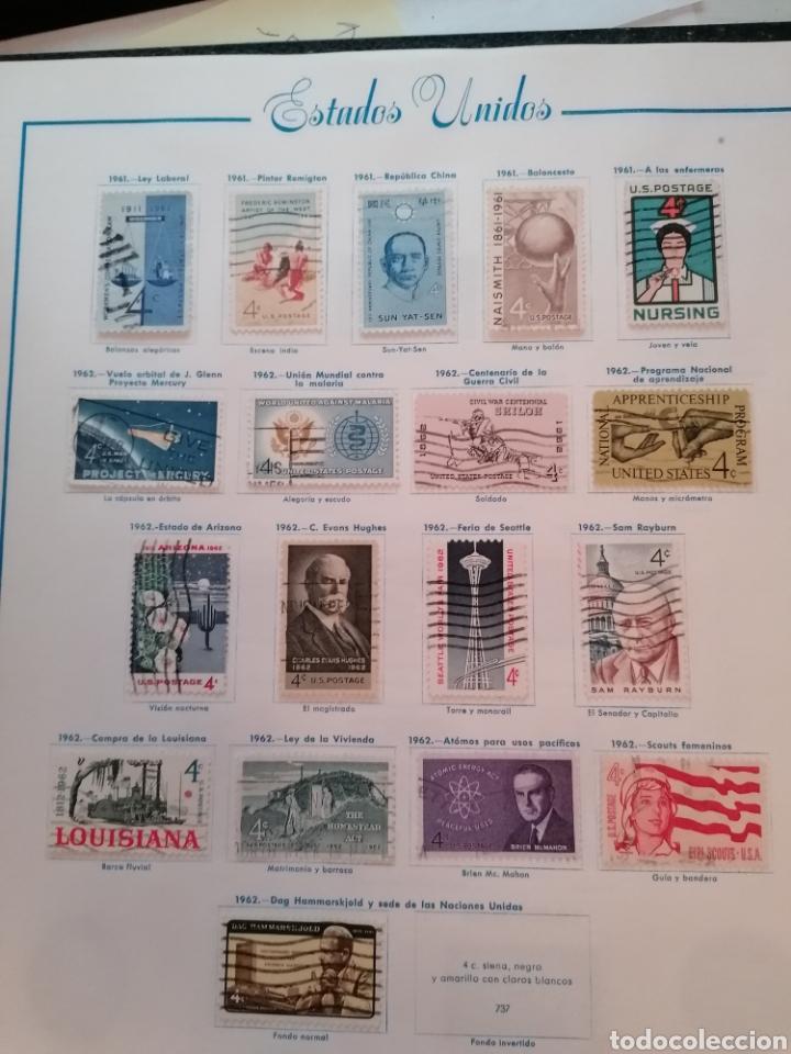Sellos: Colección de sellos de Estados Unidos - Foto 32 - 245890305