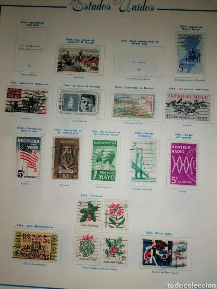 Sellos: Colección de sellos de Estados Unidos - Foto 34 - 245890305