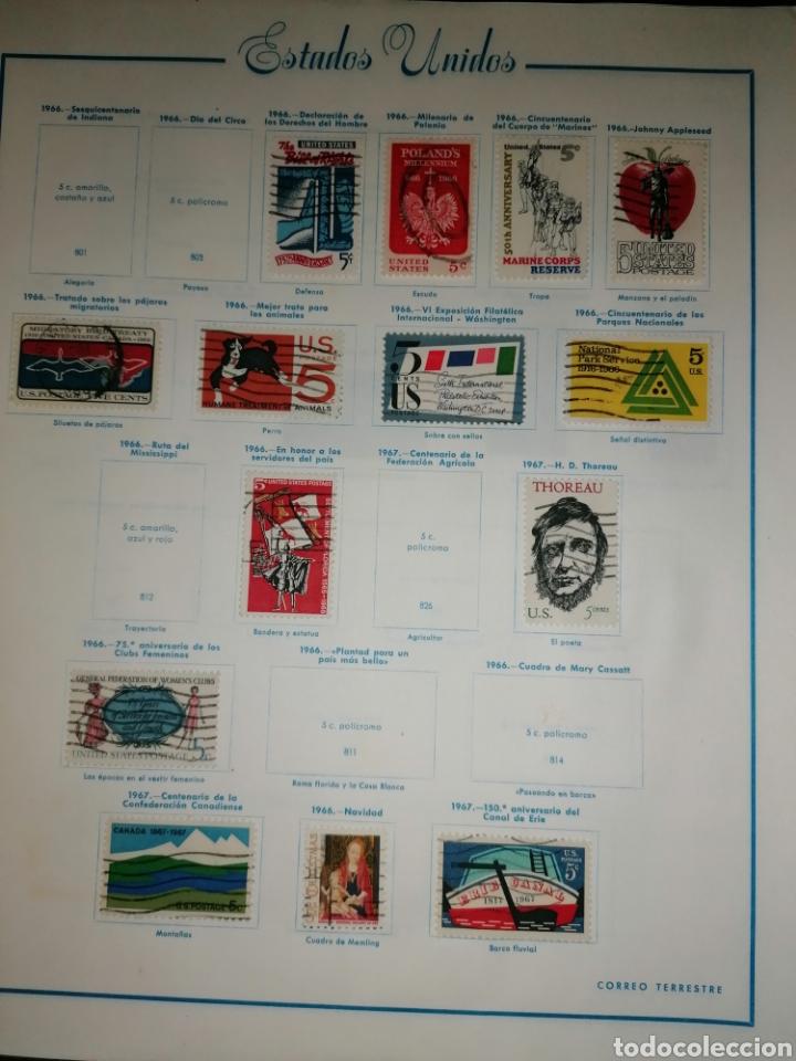 Sellos: Colección de sellos de Estados Unidos - Foto 37 - 245890305