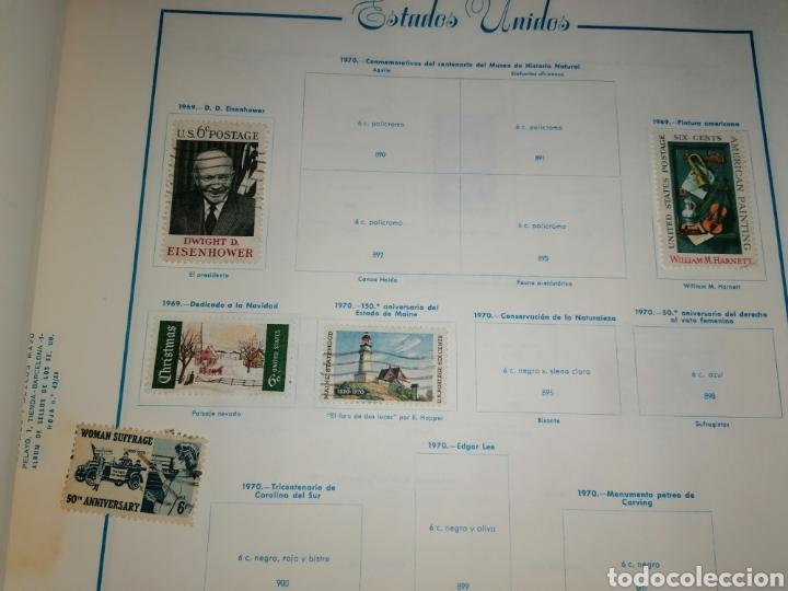 Sellos: Colección de sellos de Estados Unidos - Foto 41 - 245890305