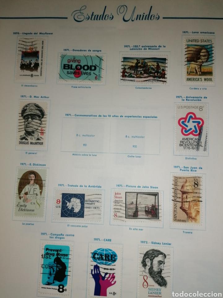 Sellos: Colección de sellos de Estados Unidos - Foto 43 - 245890305