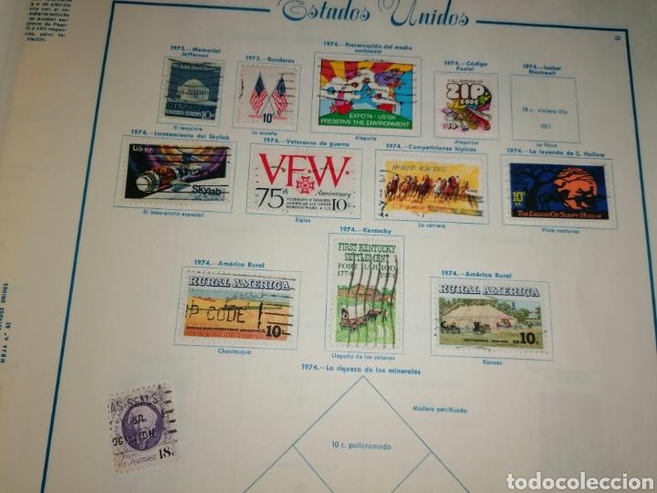 Sellos: Colección de sellos de Estados Unidos - Foto 48 - 245890305