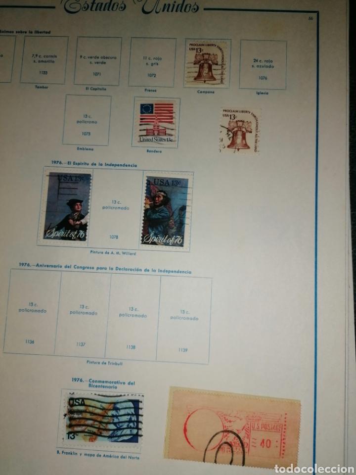 Sellos: Colección de sellos de Estados Unidos - Foto 52 - 245890305