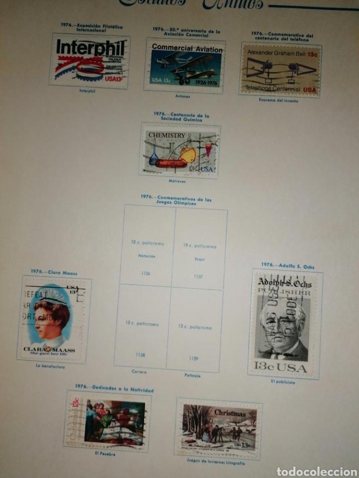 Sellos: Colección de sellos de Estados Unidos - Foto 54 - 245890305