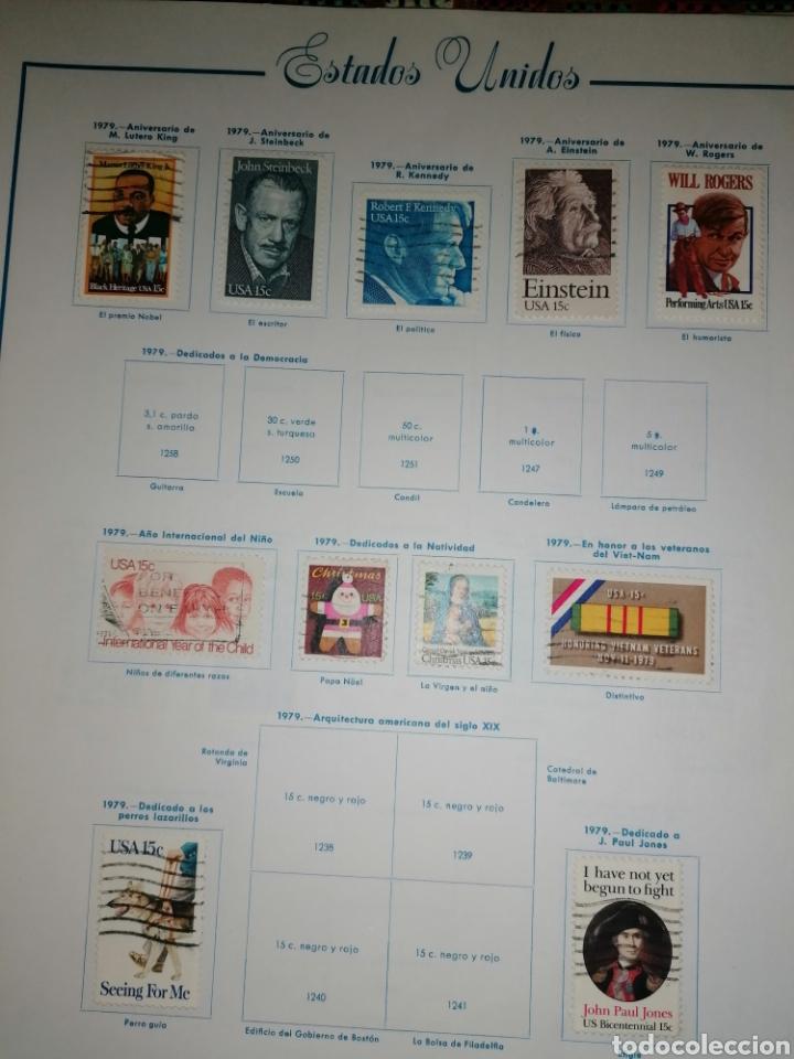 Sellos: Colección de sellos de Estados Unidos - Foto 60 - 245890305