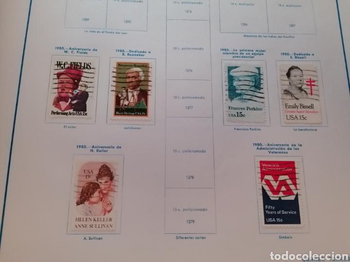 Sellos: Colección de sellos de Estados Unidos - Foto 61 - 245890305