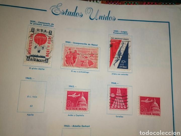 Sellos: Colección de sellos de Estados Unidos - Foto 67 - 245890305