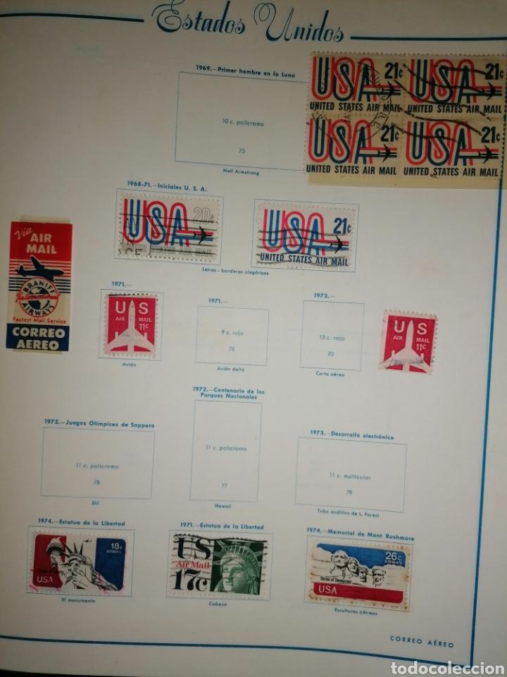 Sellos: Colección de sellos de Estados Unidos - Foto 68 - 245890305