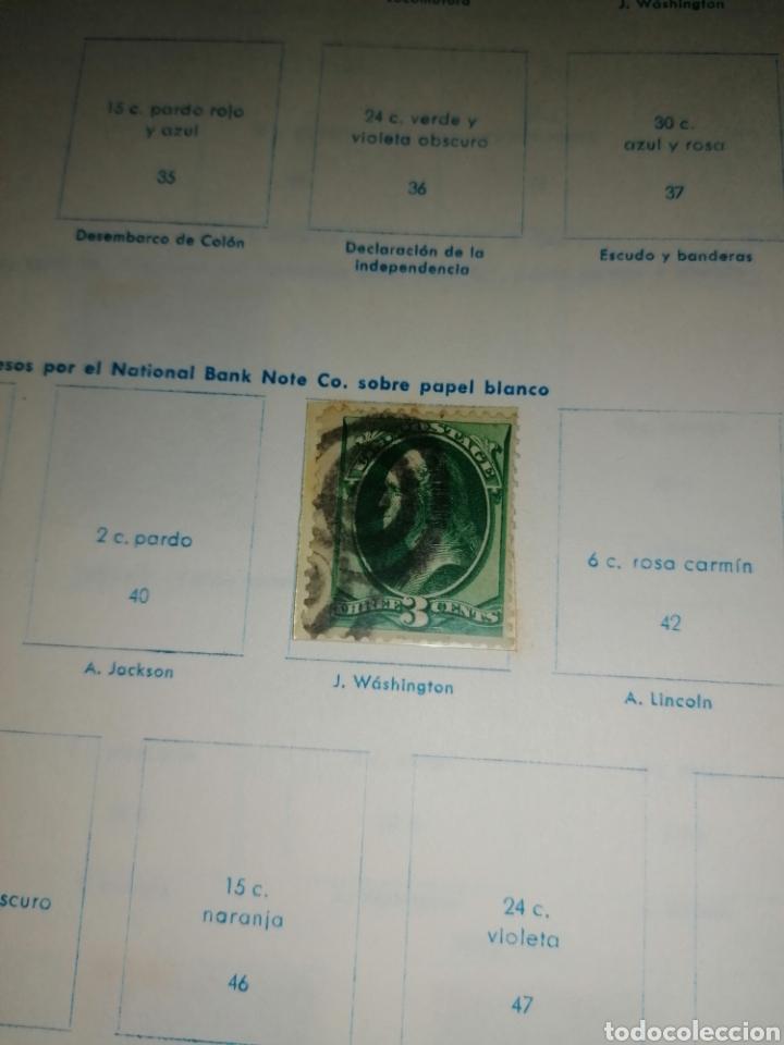 Sellos: Colección de sellos de Estados Unidos - Foto 3 - 245890305