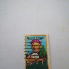 Sellos: SELLO HARRIET TUBMAN BLACK HERITAGE US 13 C. Lote 260772440