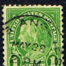 Francobolli: ESTADOS UNIDOS // YVERT 228 A // 1922-25 ... USADO. Lote 260948655