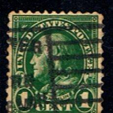 Francobolli: ESTADOS UNIDOS // YVERT 228 // 1922-25 ... USADO. Lote 260953545