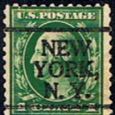 Francobolli: ESTADOS UNIDOS // YVERT 199 A // 1916-19 ... USADO. Lote 260961470