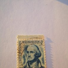 Sellos: SELLO USA EE.UU. 1965 - WASHINGTON 5C. Lote 261869375