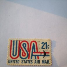 Sellos: SELLO USA 21C AIR MAIL UNITED STATES. Lote 261871150