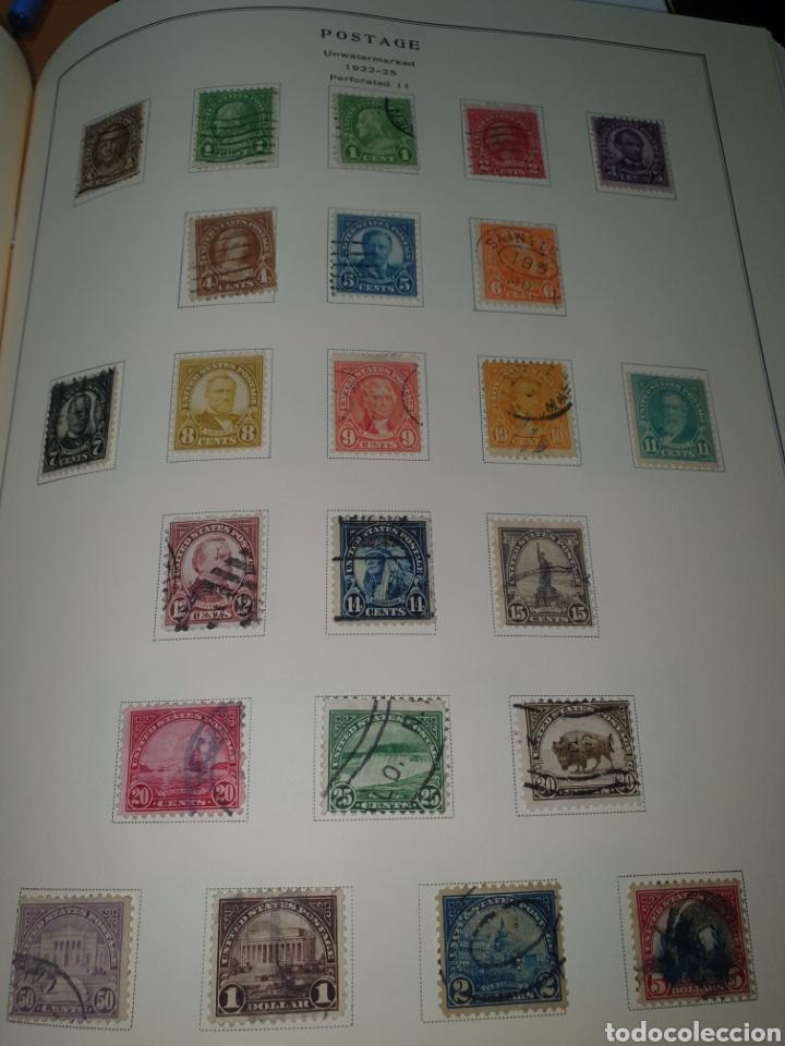 Sellos: 22 sellos usa 1922,25 - Foto 2 - 262274550