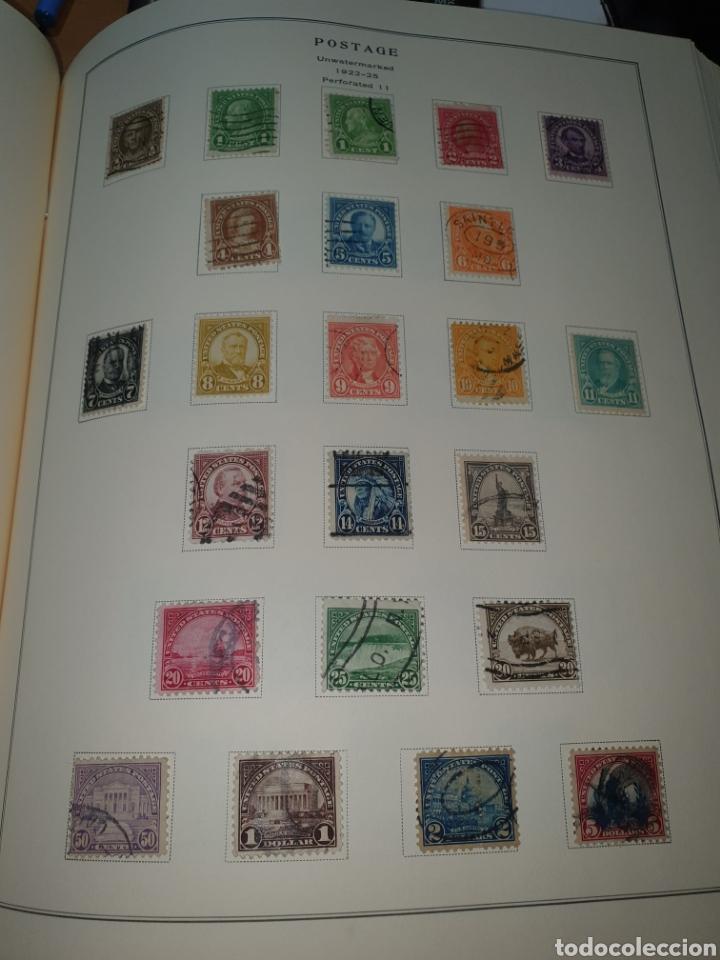 22 SELLOS USA 1922,25 (Sellos - Extranjero - América - Estados Unidos)
