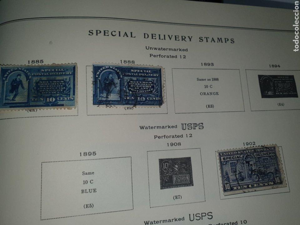 3 SELLOS USA 1885/6 1902 (Sellos - Extranjero - América - Estados Unidos)