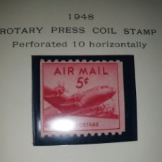 Sellos: SELLO USA 1948. Lote 262536060