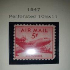 Sellos: SELLOS USA AIR POST 1947. Lote 262536920