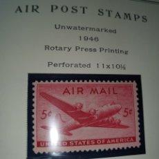 Sellos: SELLOS USA AIR POST 1946. Lote 262537160